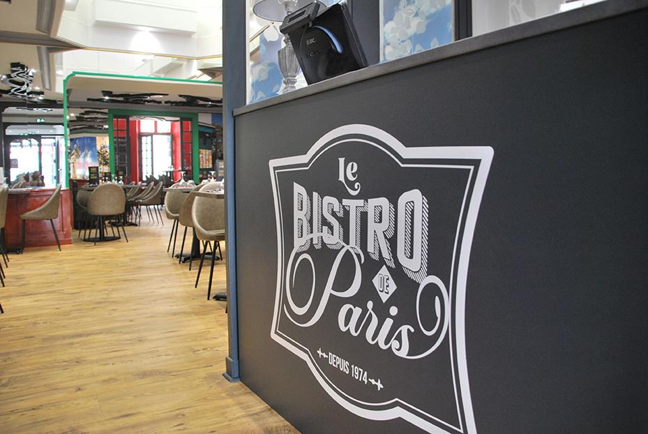 Bistro De Paris Restaurant Laval Accueil LBdP