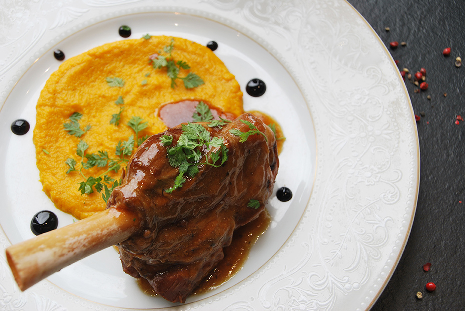 Bistro De Paris Restaurant Laval Agneau 2