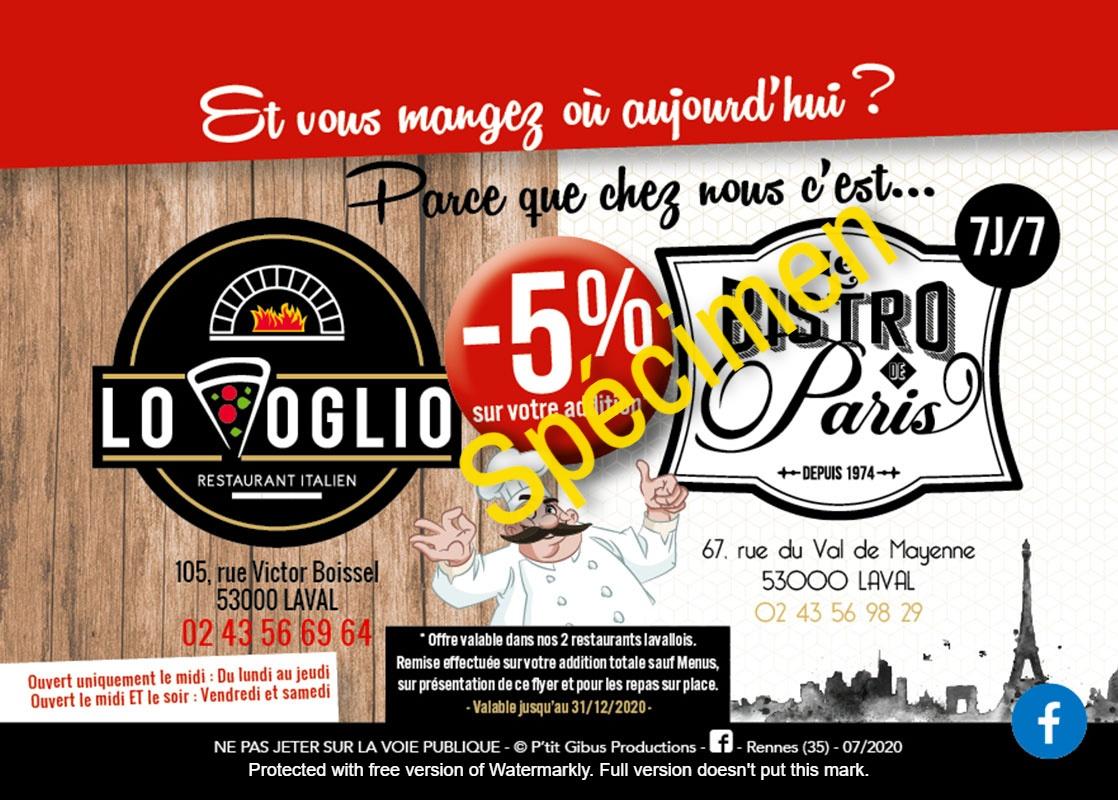 Bistro De Paris Restaurant Laval Bistro De Paris Restaurant Laval Actualite