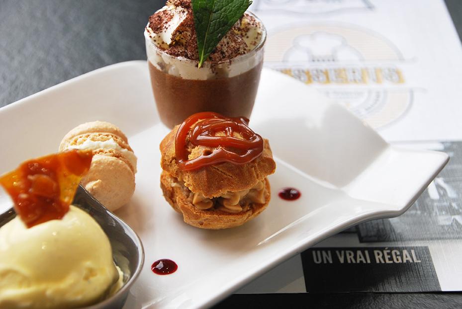 Bistro De Paris Restaurant Laval Cafe Gourmand