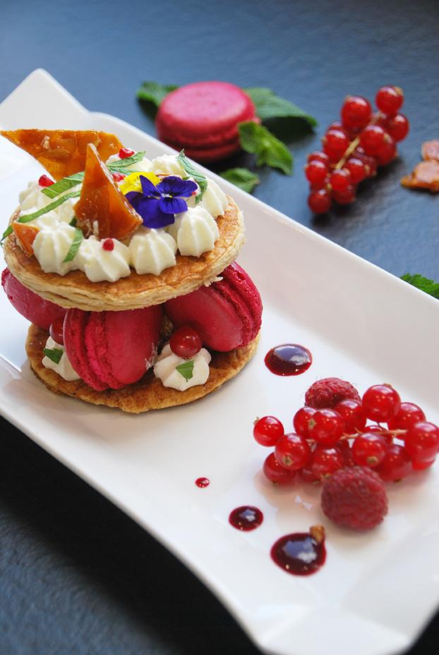Bistro De Paris Restaurant Laval Dessert 3