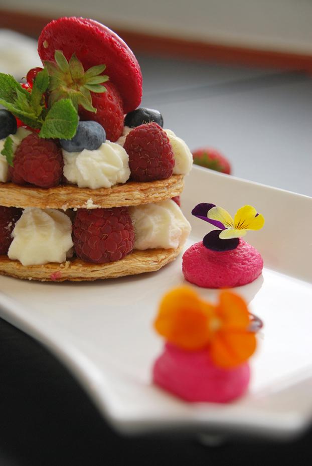 Bistro De Paris Restaurant Laval Dessert A1