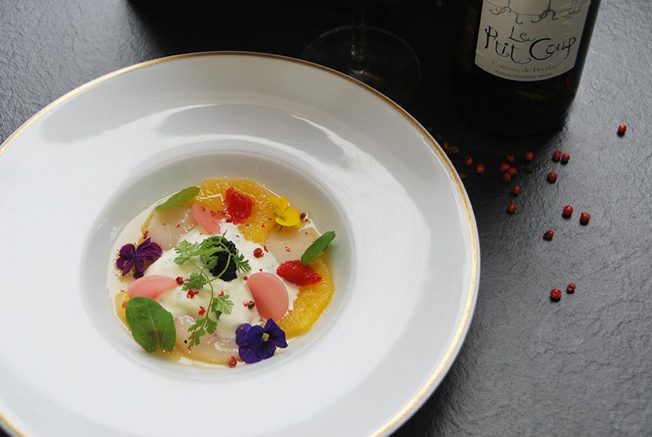 Bistro De Paris Restaurant Laval Soupe Agrumes 1