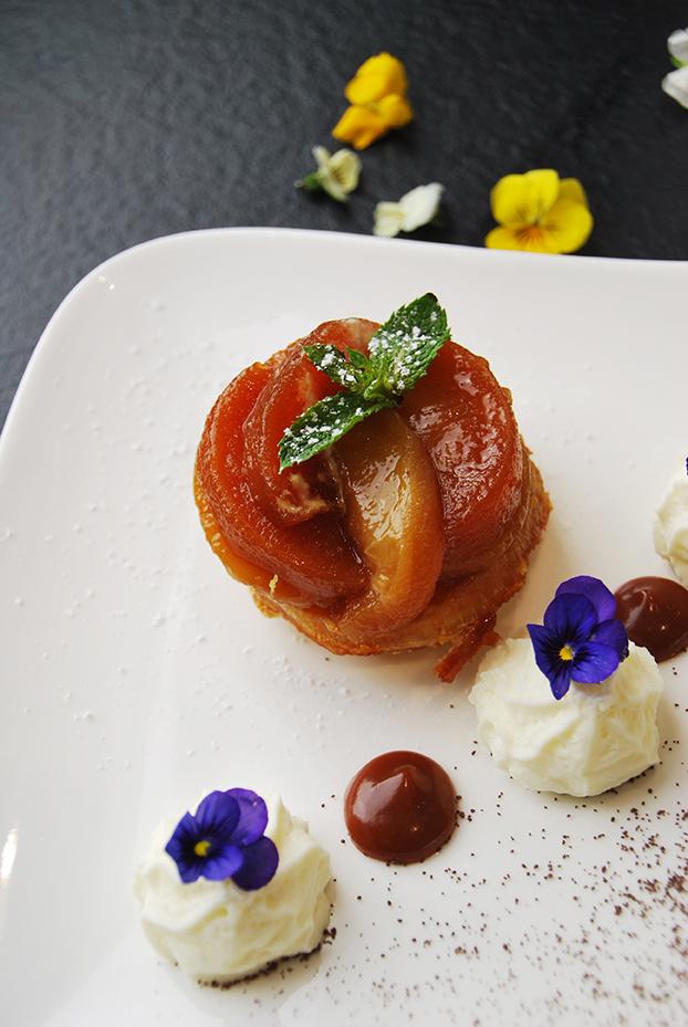 Bistro De Paris Restaurant Laval Tarte Tatin